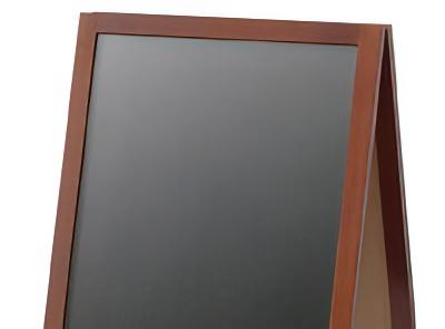 商品説明画像(NB-MB101:A型両面メニューボード 小型タイプ)