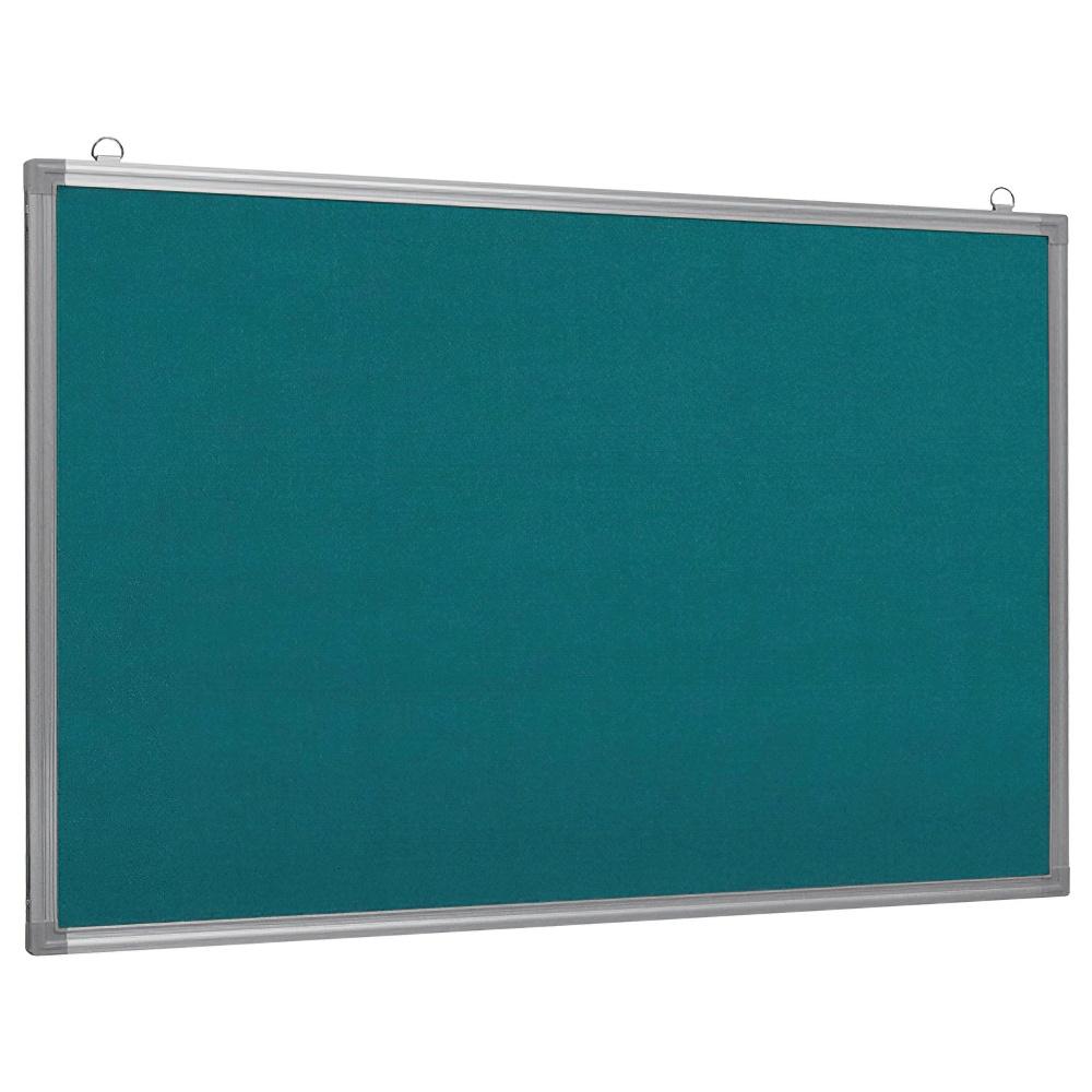 壁掛掲示板 ピンタイプ W900×H600mm ピンナップボード 掲示ボード オフィス家具