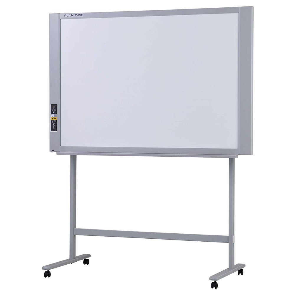 オフィス用プラン・テージ 電子黒板 プリンタ無しスタンダードタイプ W1480 D675 H1847  ホワイト