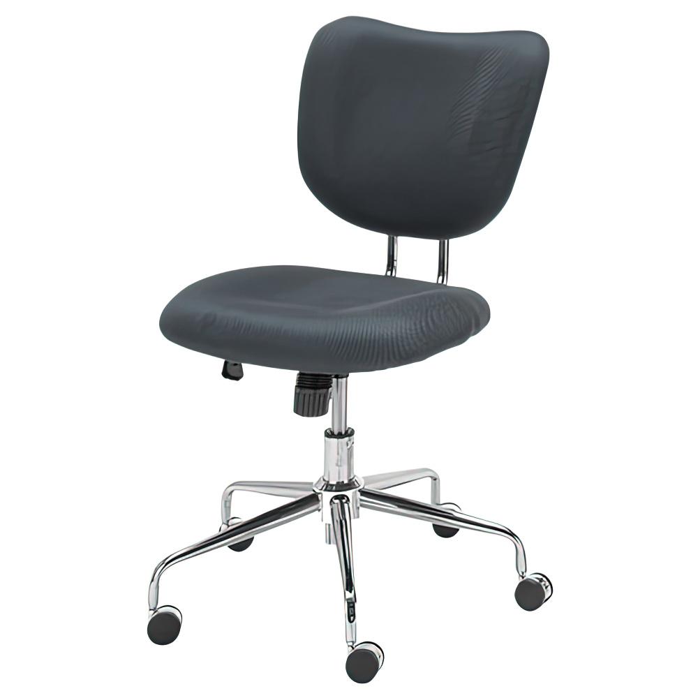 キュラーノ W590×D625×H820-890mm グレー デスクチェア 事務椅子 オフィスチェア OAチェアデザインチェア オフィス家具