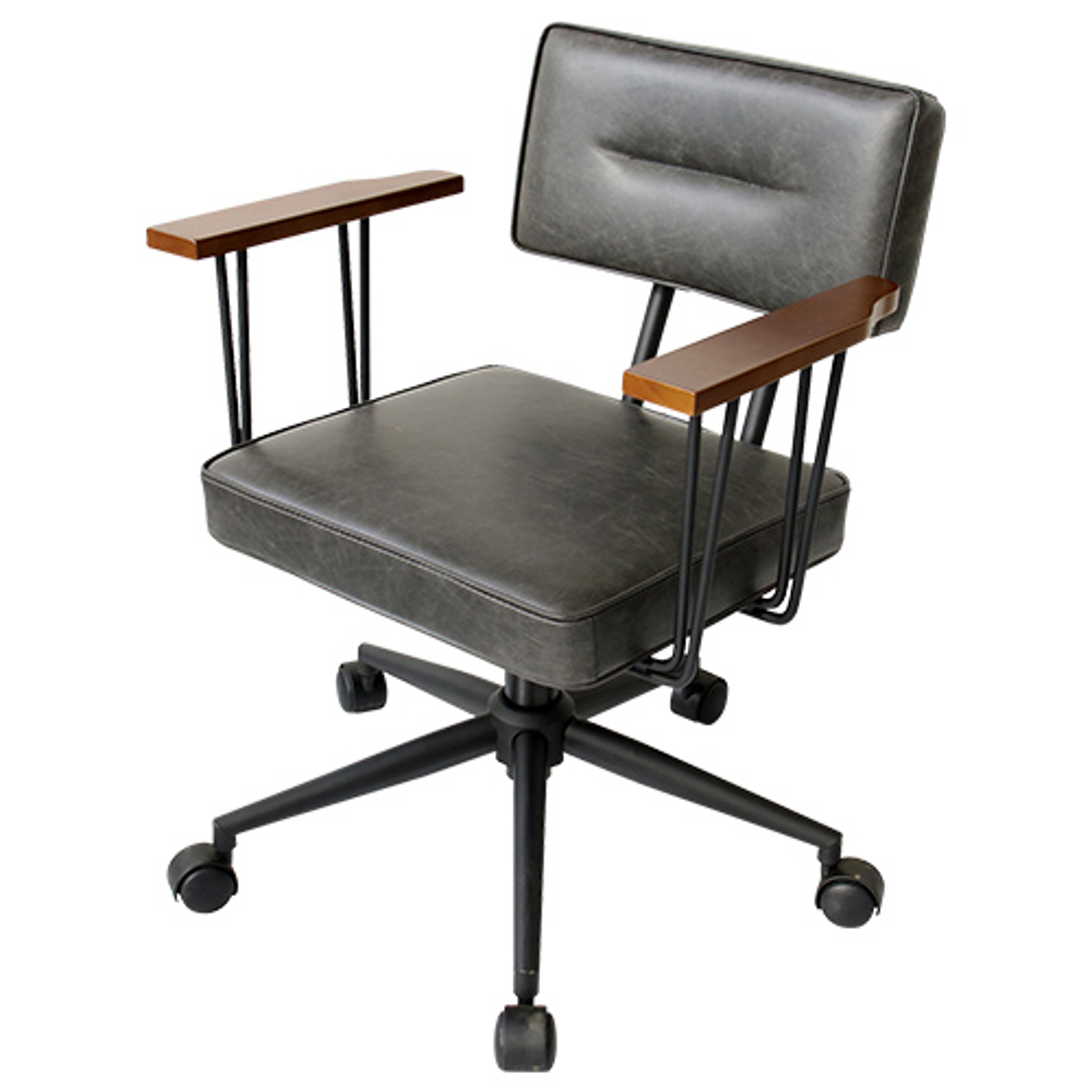 木製パネル脚会議テーブル W1600×D900×H700mm ダークI ミーティングテーブル エグゼクティブテーブル 会議机 オフィス家具
