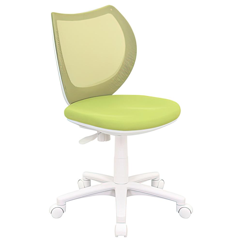 オフィス用フローラル W423 D570 H760-850  グリーン