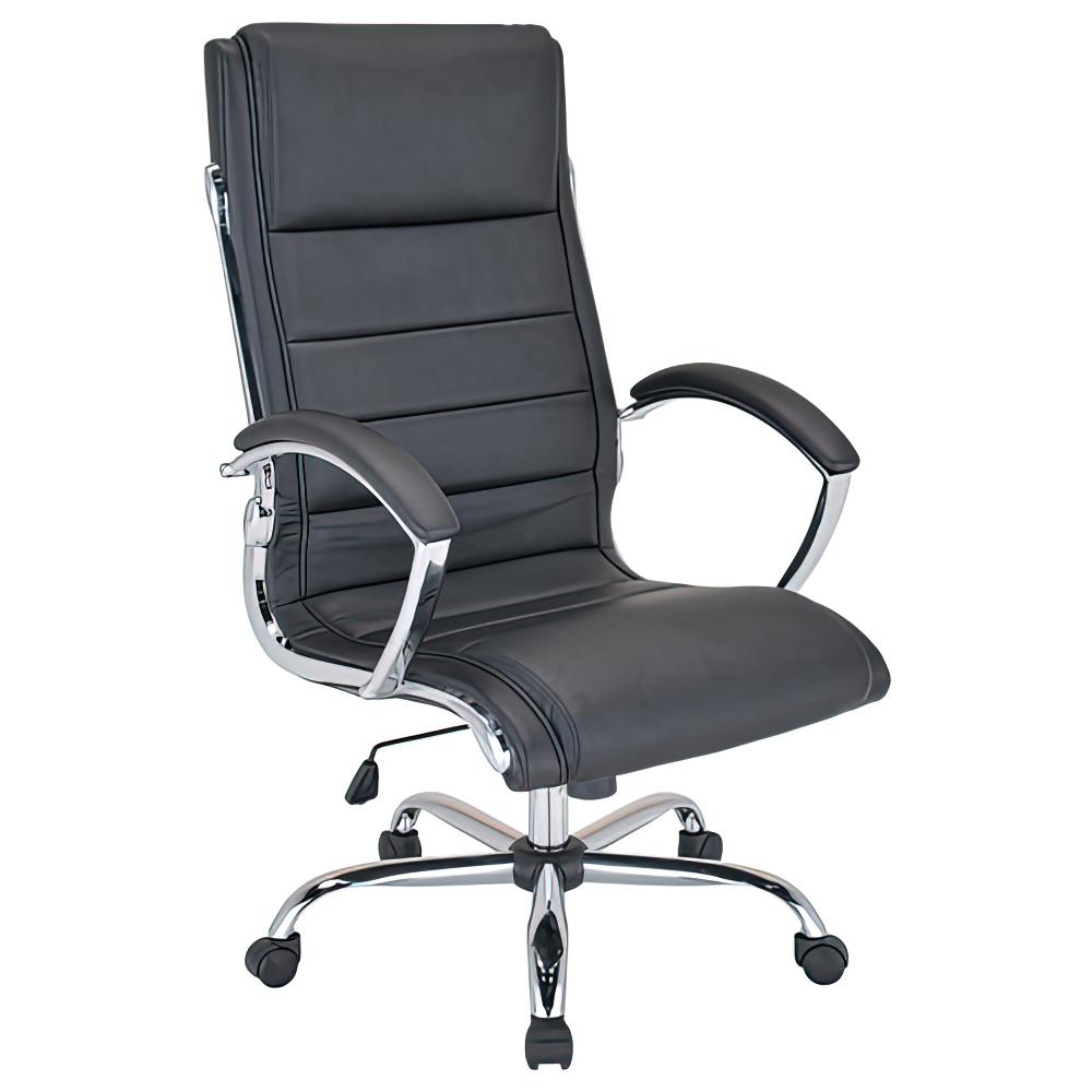 チェイス W635×D680×H1060-1130mm マネージメントチェア 社長椅子 役員椅子 重役椅子 ホワイト オフィス家具