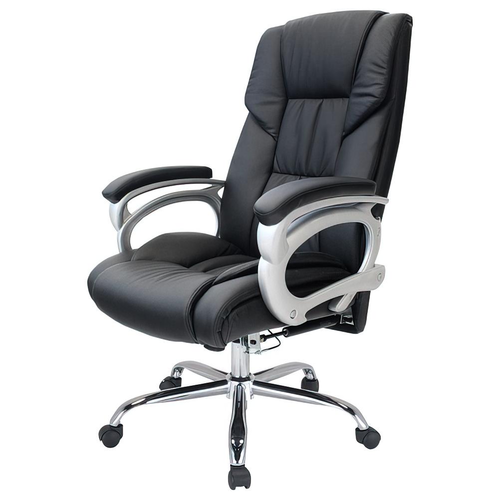 エンブレム W650×D735-1060×H960-1040 マネージメントチェア 社長椅子 役員椅子 重役椅子 役員家具 オフィス家具