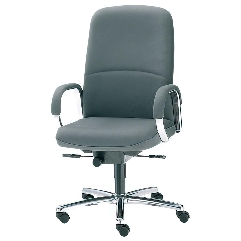 EX-200 ハイバックタイプ W650×D630×H1005-1090mm マネージメントチェア 社長椅子 ブラック 役員椅子 役員家具 内田洋行 オフィス家具