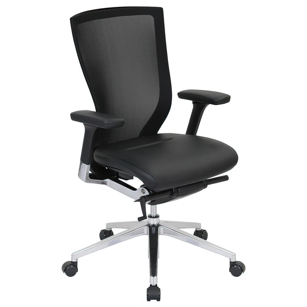 ファシスチェア T500 W745×D580×H995-1087mm マネージメントチェア 社長椅子 役員椅子 重役椅子 役員家具 オフィス家具