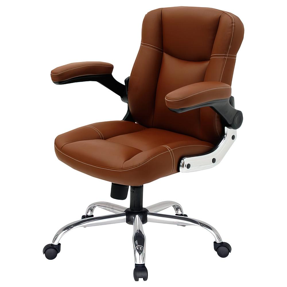 ミニ mini W660×D590×H860-940mm キャメル マネージメントチェア 社長椅子 役員椅子 重役椅子 役員家具 オフィス家具