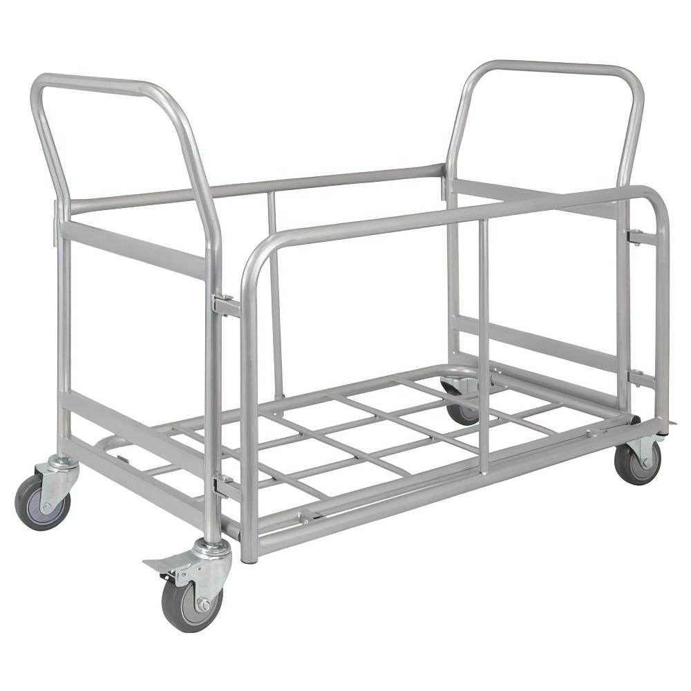 折りたたみ椅子用台車 W1140×D505×H805mm イス用台車 パイプ椅子用台車 キャスター付き オフィス家具
