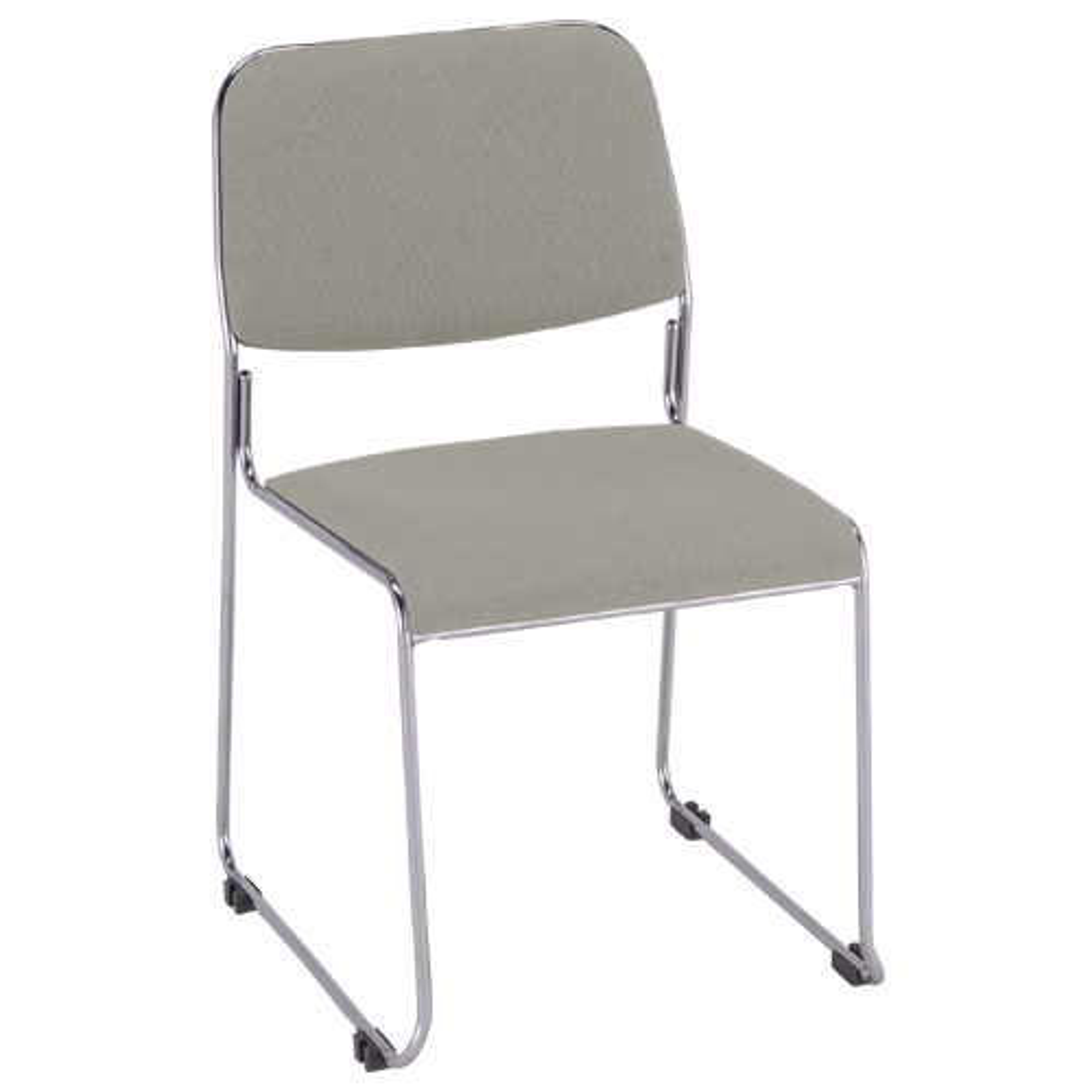ニューグレッジョ W495×D535×H786mm スタッキングチェア 会議椅子 ブルー スタックチェア 会議チェア ミーティングチェア オフィス家具