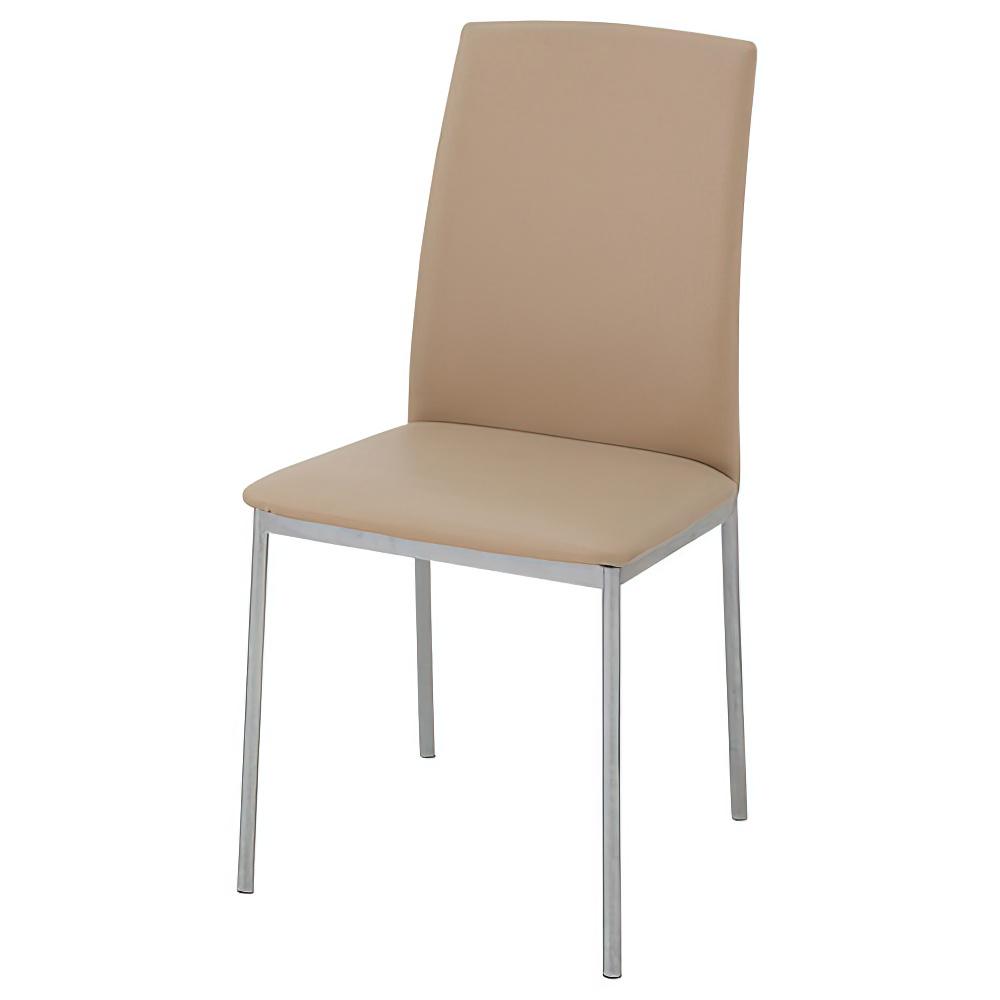 マーブル Mable W410×D555×H860mm 2脚セット グループチェア  会議チェア ミーティングチェア ベージュ 会議椅子 オフィスチェア オフィス家具