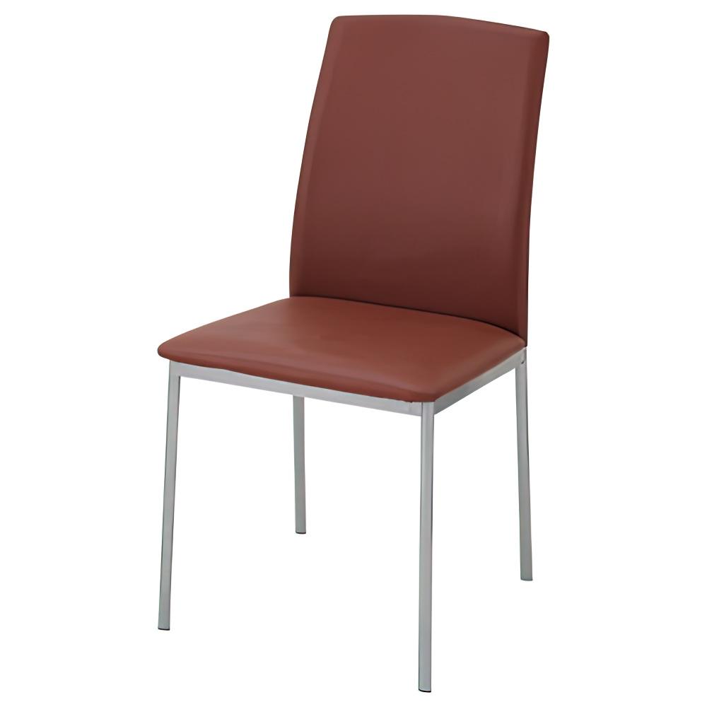 マーブル Mable W410×D555×H860mm 2脚セット グループチェア  会議チェア ミーティングチェア ブラウン 会議椅子 オフィスチェア オフィス家具