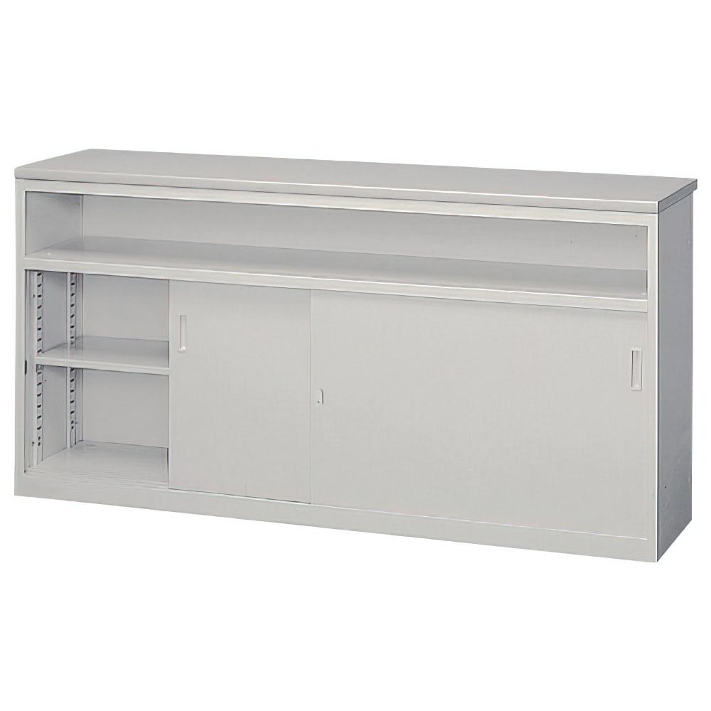 収納U型COハイカウンター W1760×D450×H885mm エントランスカウンター 受付カウンター オフィスカウンター オフィス家具