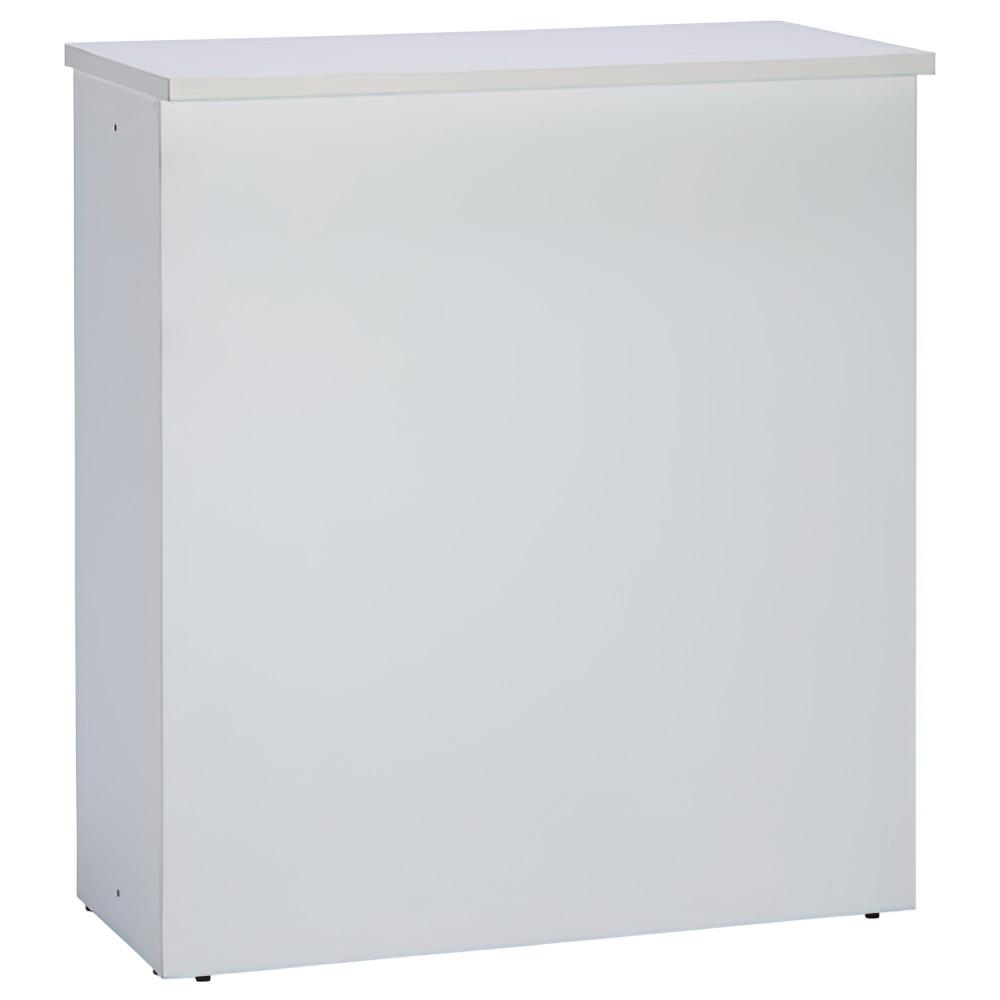 ジェイ ハイカウンター W900×D450×H1000mm ホワイト エントランスカウンター 受付カウンター オフィスカウンター オフィス家具