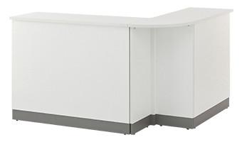 ノルム ハイカウンター(W1200×D450×H1000)の設置例1