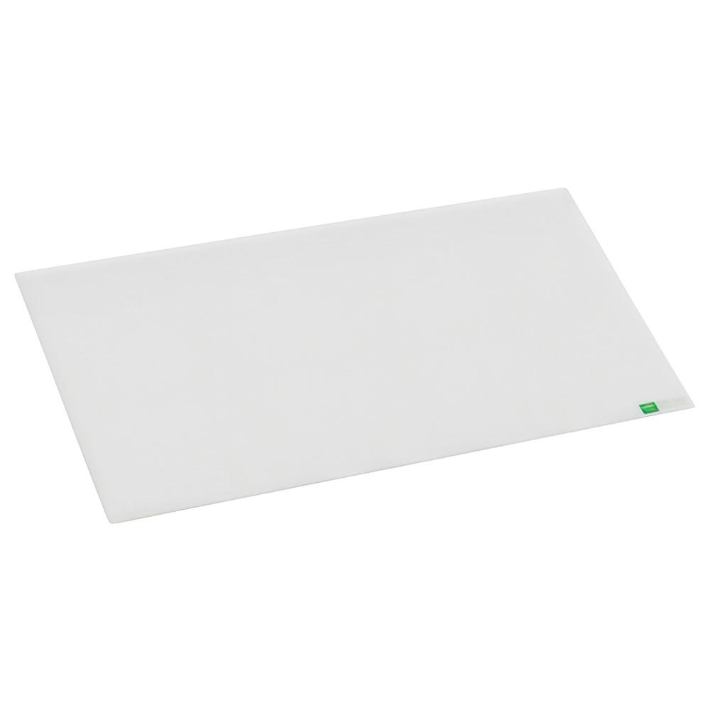 光学式マウス対応シングルデスクマット W990×D690mm 下敷無し デスクアクセサリー オフィス家具