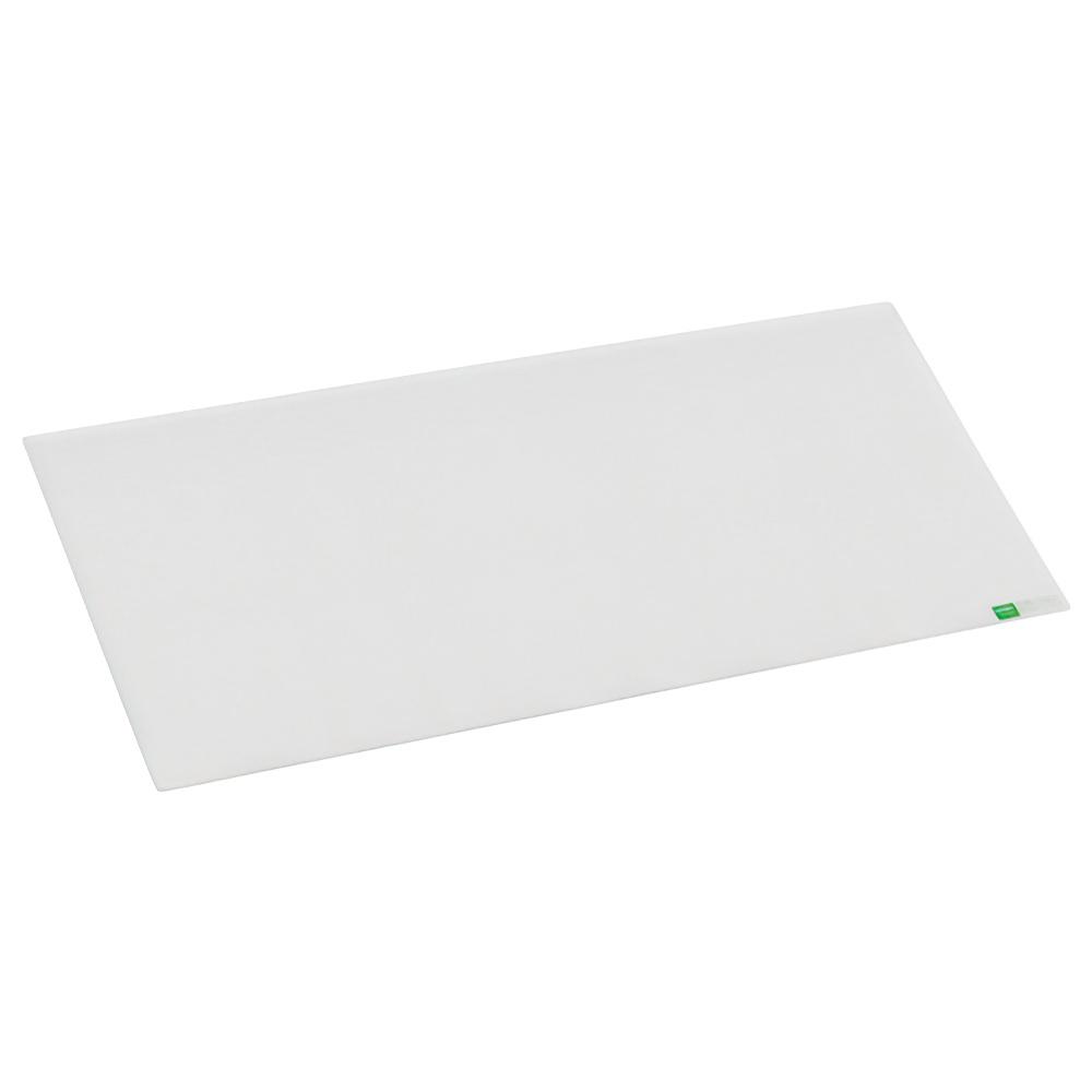 光学式マウス対応シングルデスクマット W1090×D690mm 下敷無し デスクアクセサリー オフィス家具