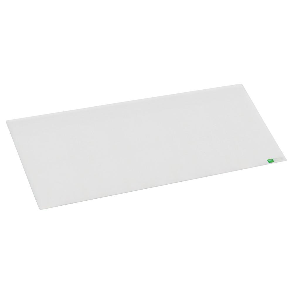 光学式マウス対応シングルデスクマット W1190×D690mm 下敷無し デスクアクセサリー オフィス家具