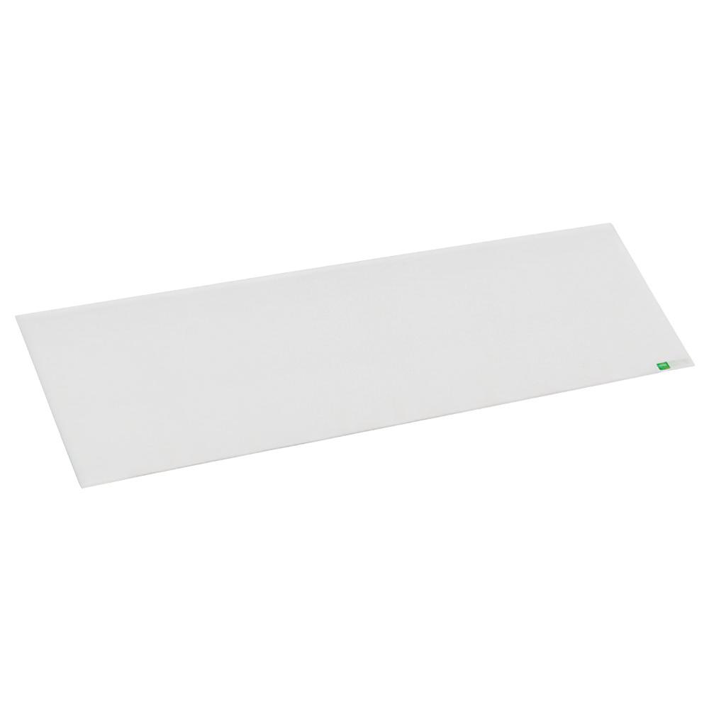 光学式マウス対応シングルデスクマット W1590×D690mm 下敷無し デスクアクセサリー オフィス家具