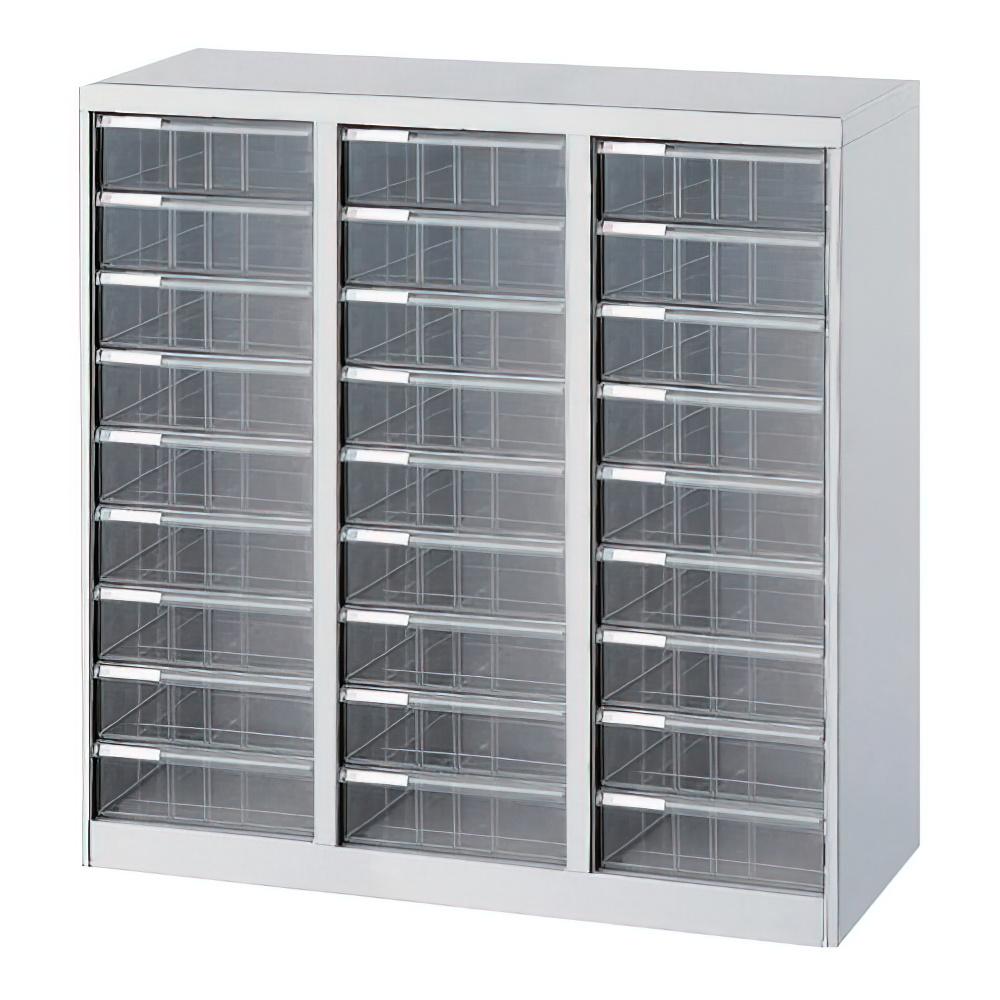 A4フロアケース 深9段 3 W831 D336 H880 ニューグレー 収納家具 書類整理庫 複数列フロアケース オフィスワゴン 多目的ワゴン オフィス ポリプロピレン シール