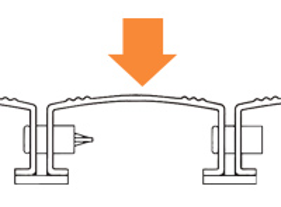 商品説明画像(SF-MR93140:スノコ(抗菌タイプ))
