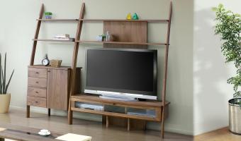木製インテリア家具シリーズの設置例4