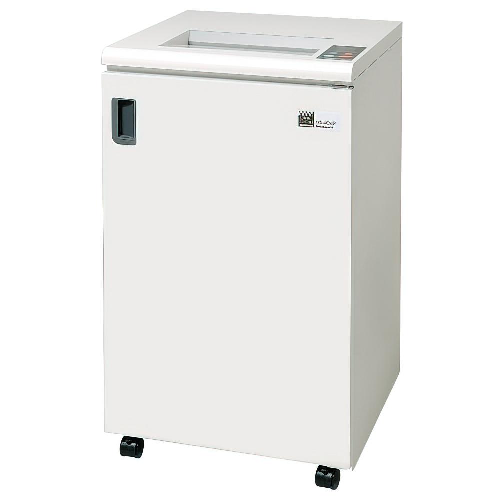 オフィス用ナカバヤシ オフィスシュレッダー NS-406P W500 D500 H900