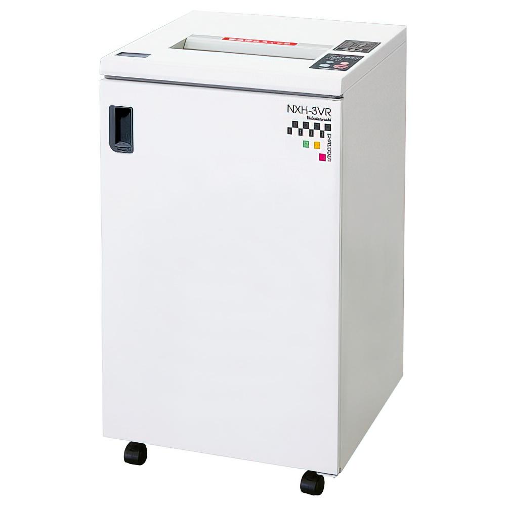 ナカバヤシ オフィスシュレッダー W500×D530×H900mm 細断機 マルチセキュリティカット式 ナカバヤシ オフィス家具