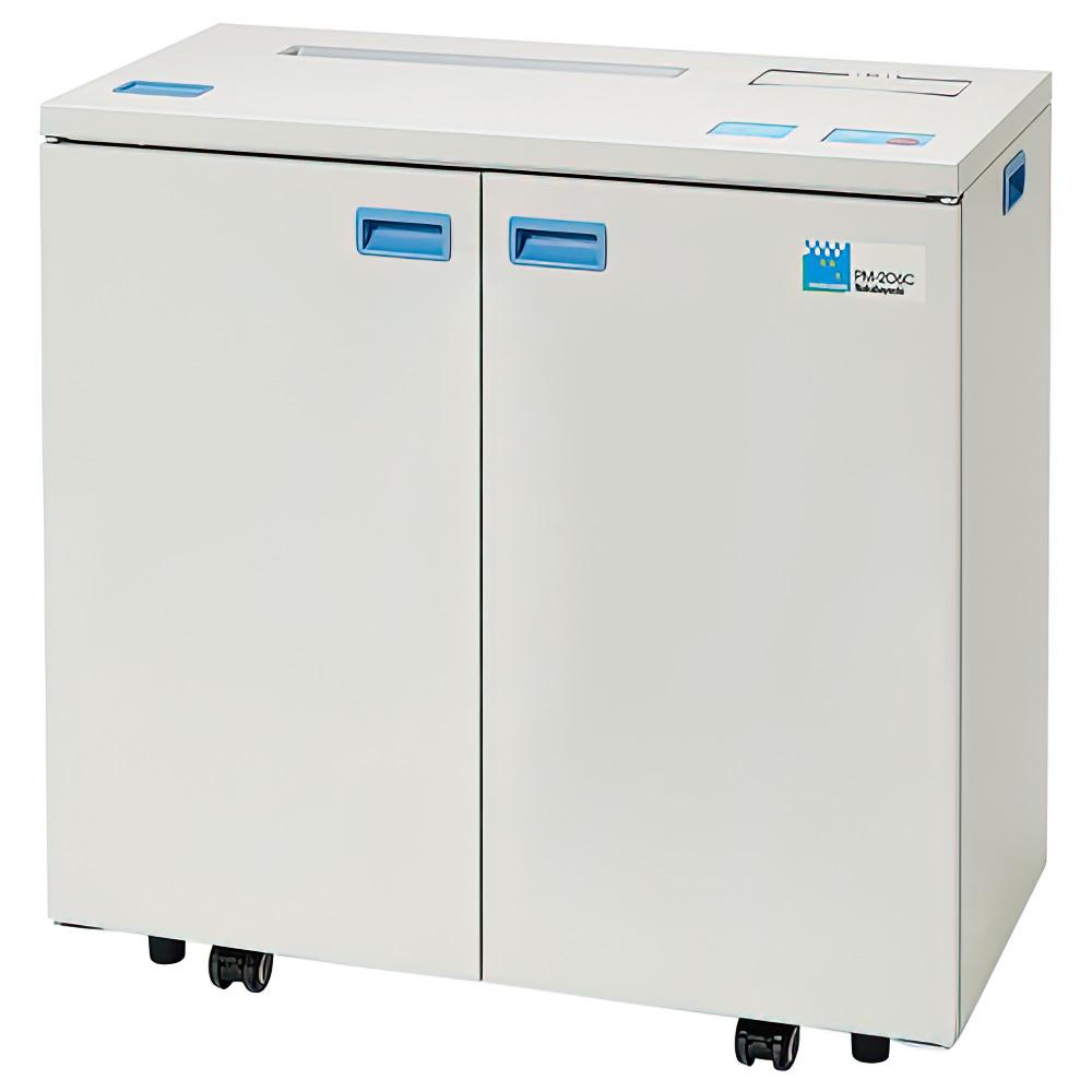 オフィスシュレッダー 50L W700×D350×H710mm 細断機 クロスカット方式 ナカバヤシ オフィス家具