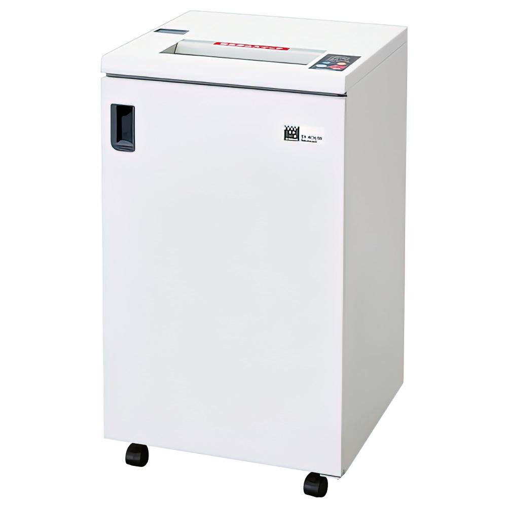 オフィスシュレッダー 80L W500×D500×H900mm 細断機 クロスカット方式 ナカバヤシ オフィス家具