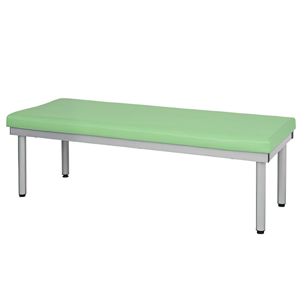 スタンダードベンチ W1200×D450×H400mm グリーン 介護家具 福祉家具高齢者向け ベンチ 椅子