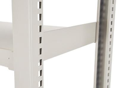 商品説明画像(3MS6560-5:5段中量スチールラック)