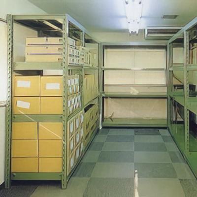 商品説明画像(3MS6590-5:5段中量スチールラック)