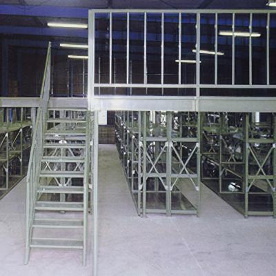 商品説明画像(3MS6645-5:5段中量スチールラック)