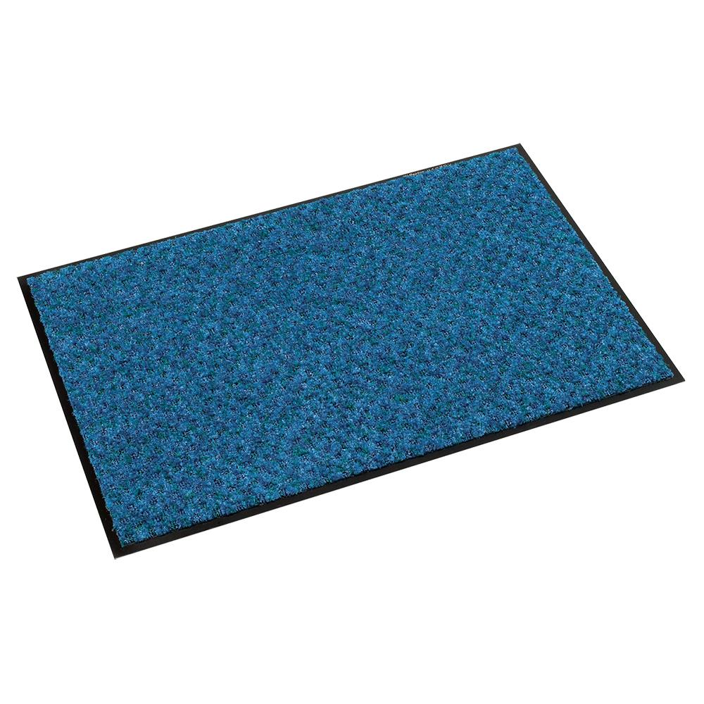 ハイペアロン 除塵マット W750 D450 H9.5 ブルー オフィスアクセサリー アクセサリー インテリア エクステリア 窓用品 ブラインド シェード オフィス カラー ナ