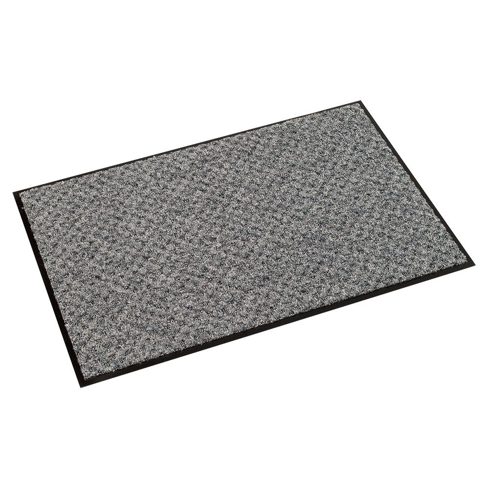 オフィス用ハイペアロン 除塵マット W750 D450 H9.5  グレー
