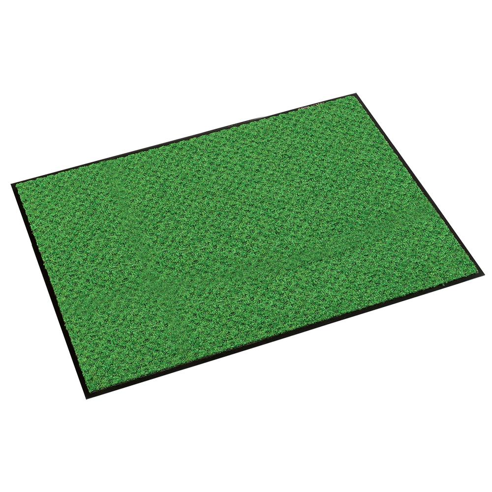 オフィス用ハイペアロン 除塵マット W900 D600 H9.5 グリーン オフィスアクセサリー アクセサリー アクセサリー