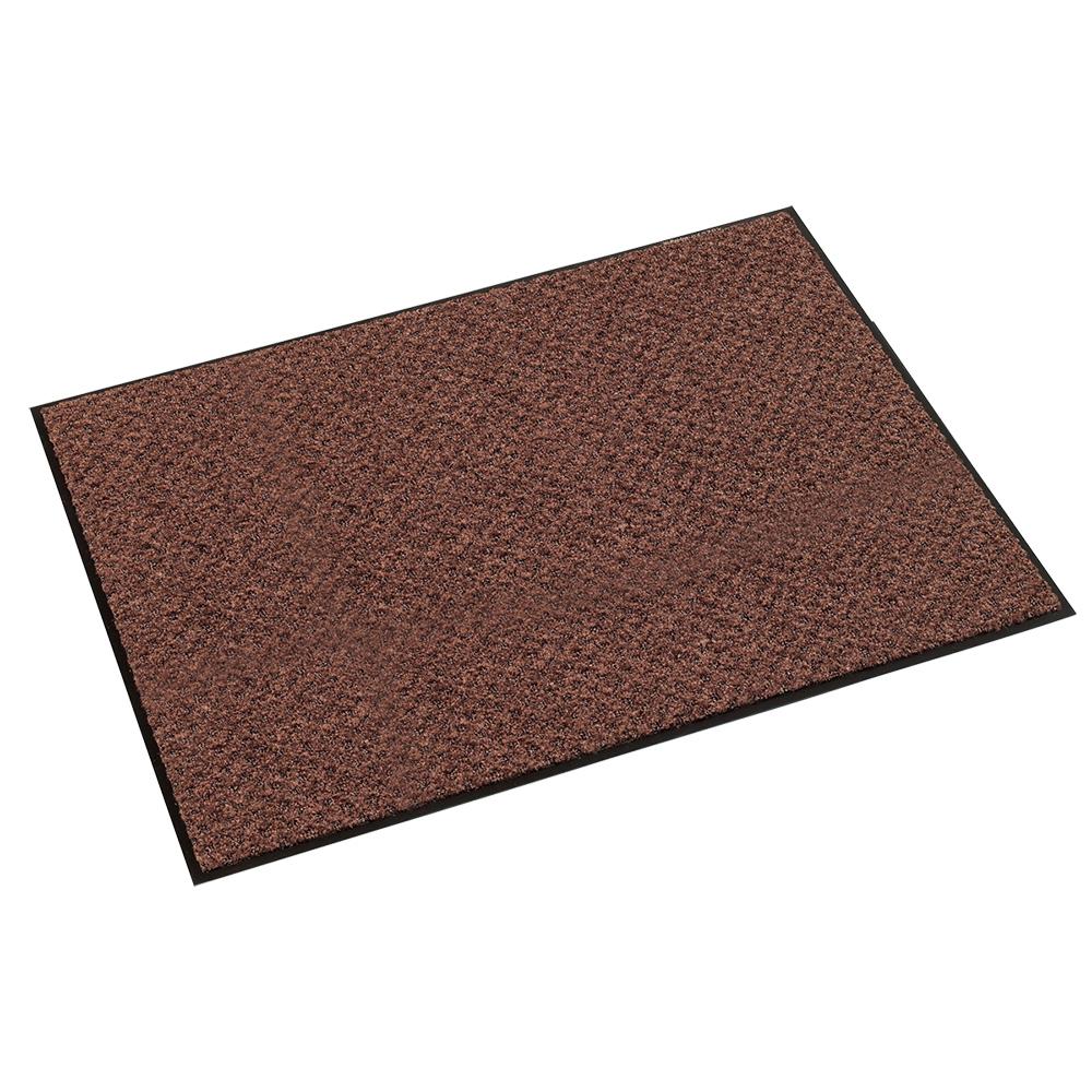 オフィス用ハイペアロン 除塵マット W900 D600 H9.5  ブラウン