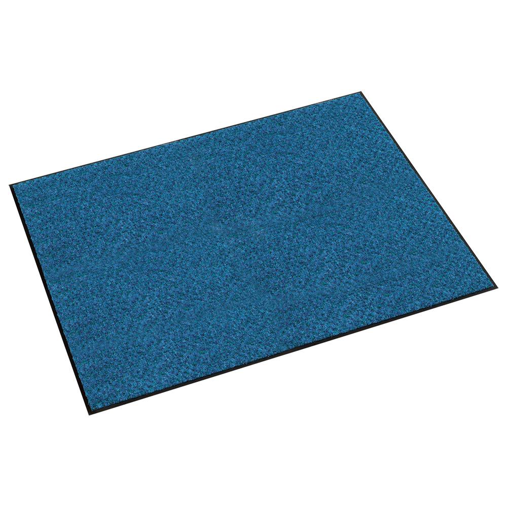 オフィス用ハイペアロン 除塵マット W1200 D900 H9.5  ブルー