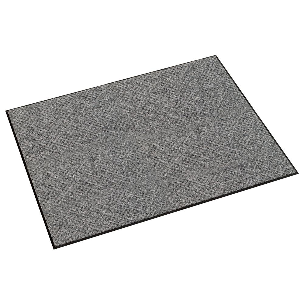 オフィス用ハイペアロン 除塵マット W1200 D900 H9.5  グレー