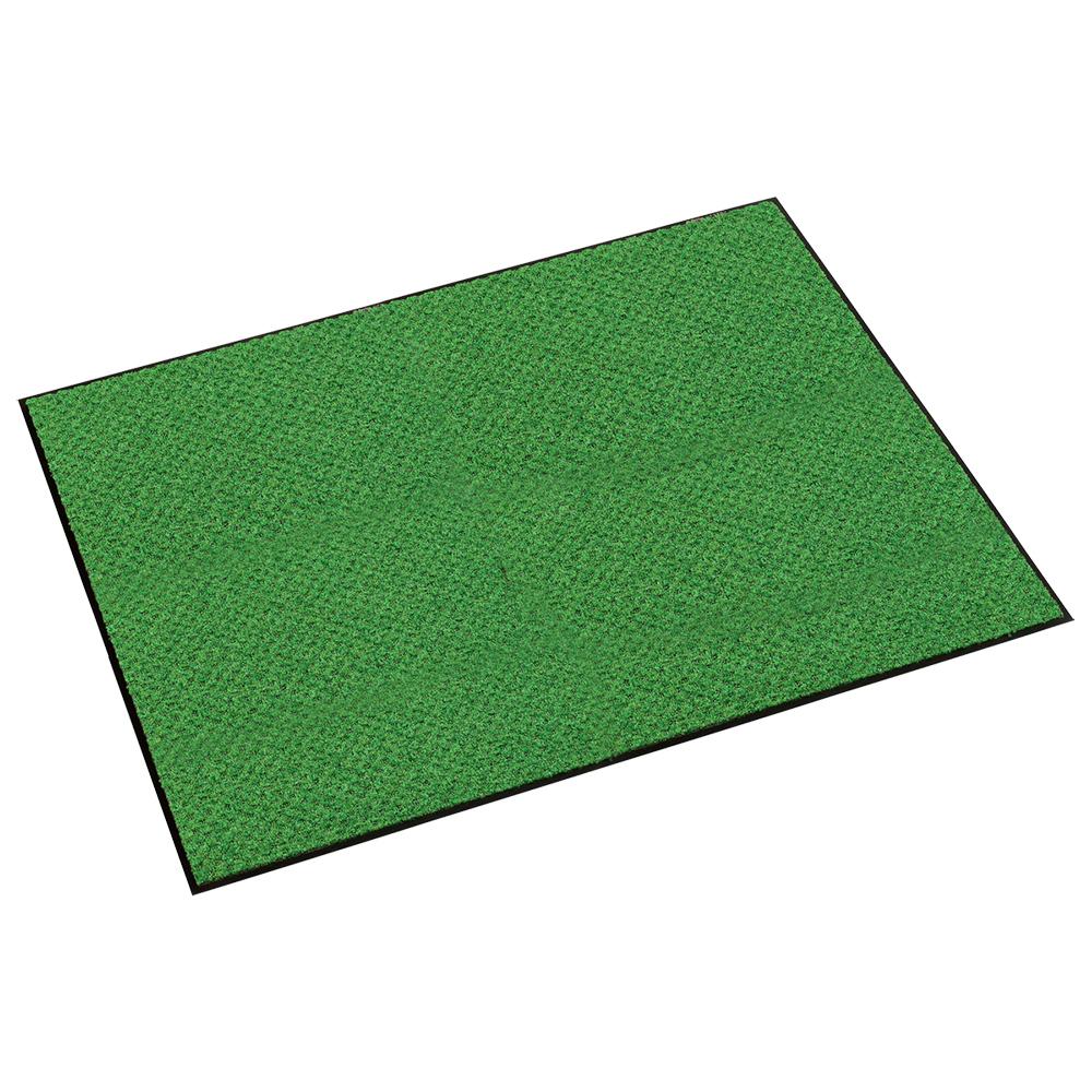 オフィス用ハイペアロン 除塵マット W1200 D900 H9.5  グリーン