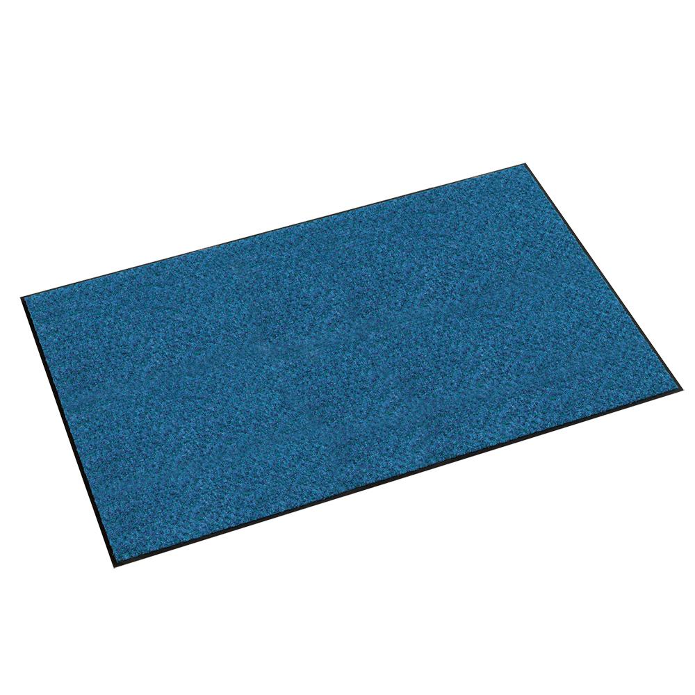 オフィス用ハイペアロン 除塵マット W1500 D900 H9.5 ブルー オフィスアクセサリー アクセサリー アクセサリー