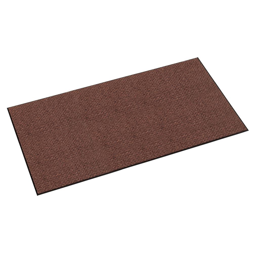 オフィス用ハイペアロン 除塵マット W1800 D900 H9.5  ブラウン