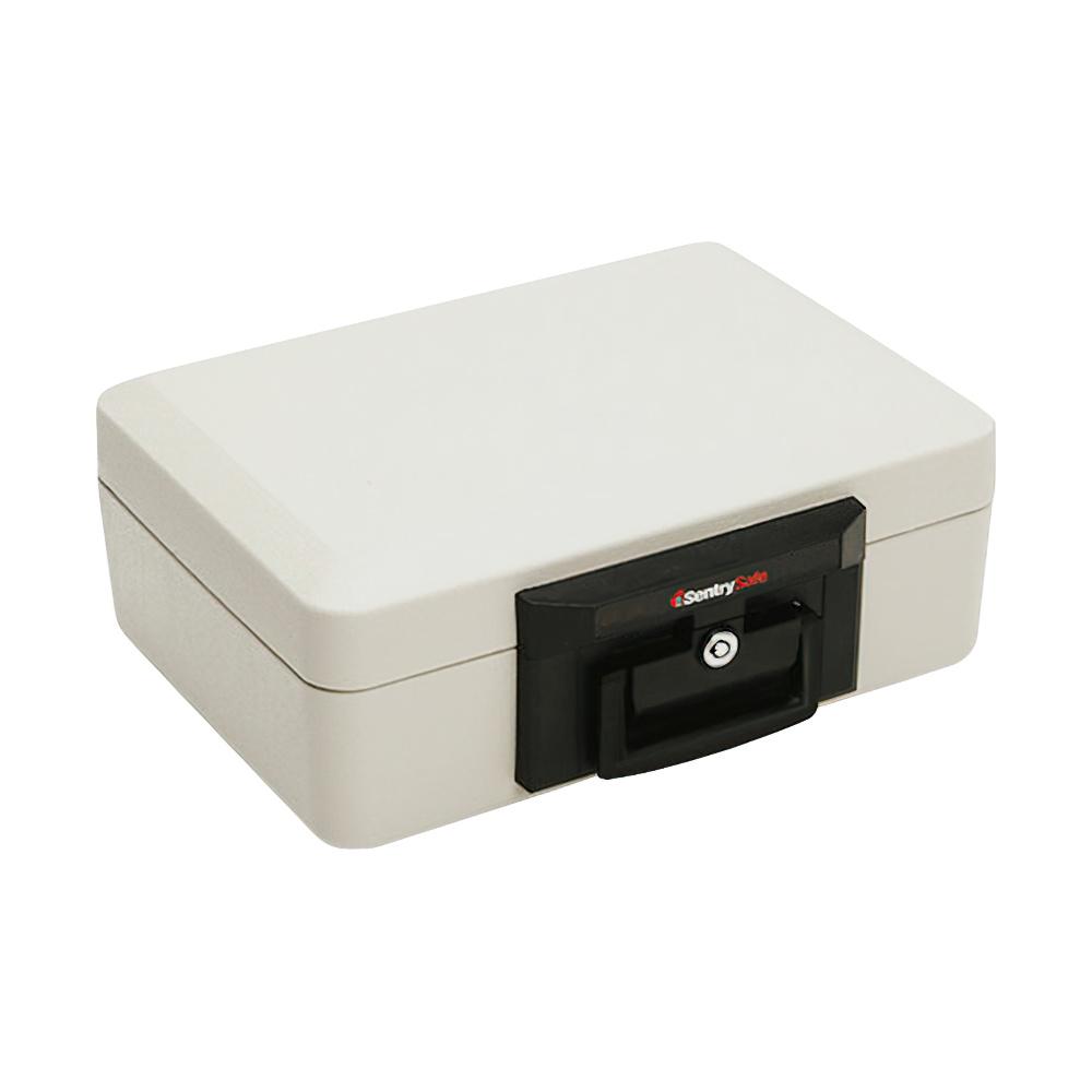 チューブラーキー式 ポータブル耐火保管庫 7.0L 手提げ金庫 オフィス収納 オフィス家具