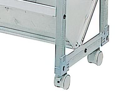 商品説明画像(CWA-110:ファイルワゴン 2段傾斜タイプ)