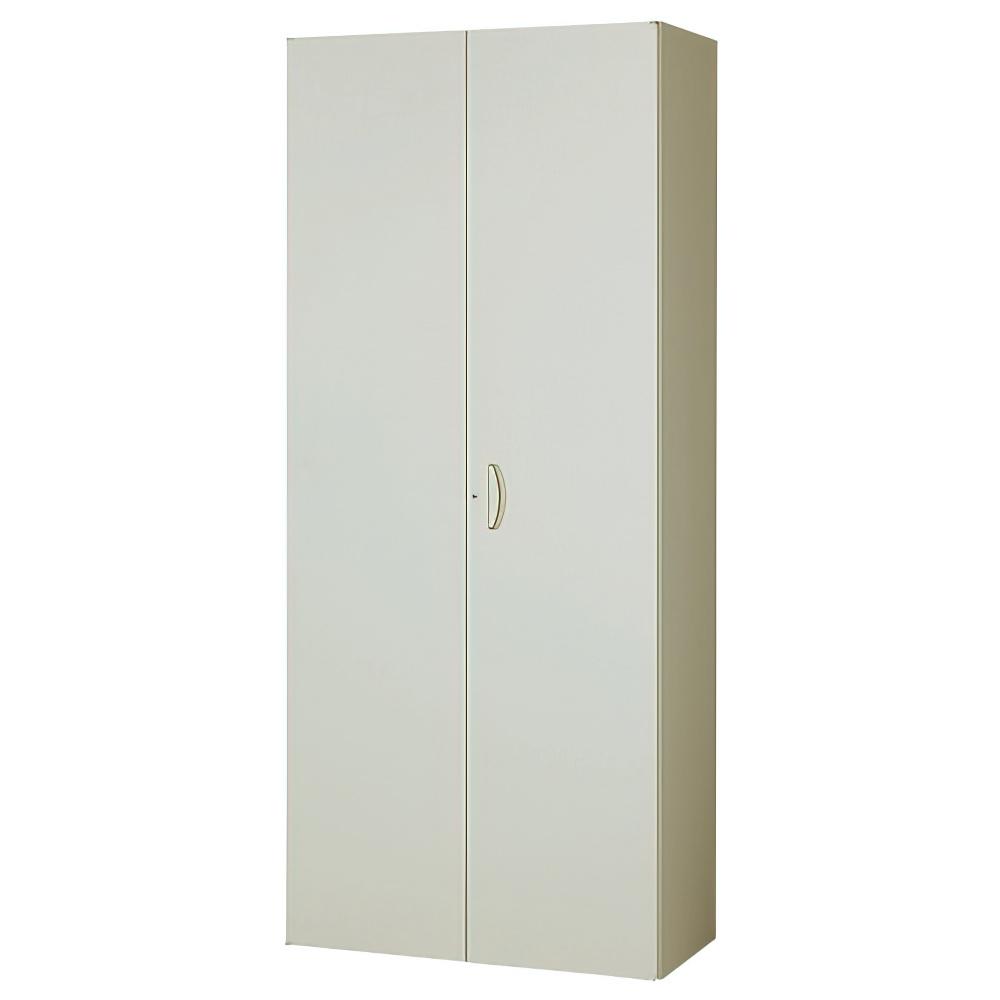 両開き書庫 ニューグレー W900×D450×H2100mm システム収納庫 オフィス収納 キャビネット オフィス家具