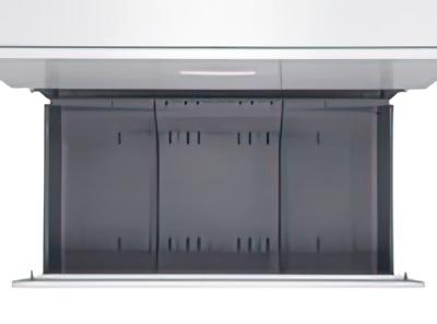 商品説明画像(KW45-310D:3段ラテラルキャビネット ホワイト)
