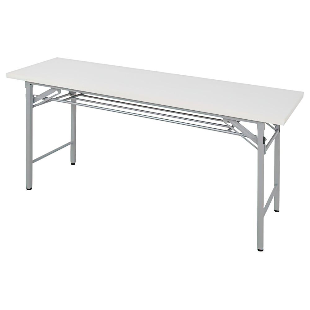 折りたたみテーブル W1500×D450×H700mm 会議机 長机 ミーティングテーブル 会議テーブル 折畳 オフィス家具
