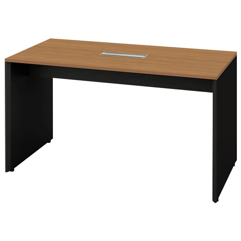 指紋レス天板パネル脚ハイテーブル W1804 D904 H976 その他木目 テーブル 用途別ワークテーブル ハイテーブル オフィス家具 オフィステーブル 会議用テーブル カ