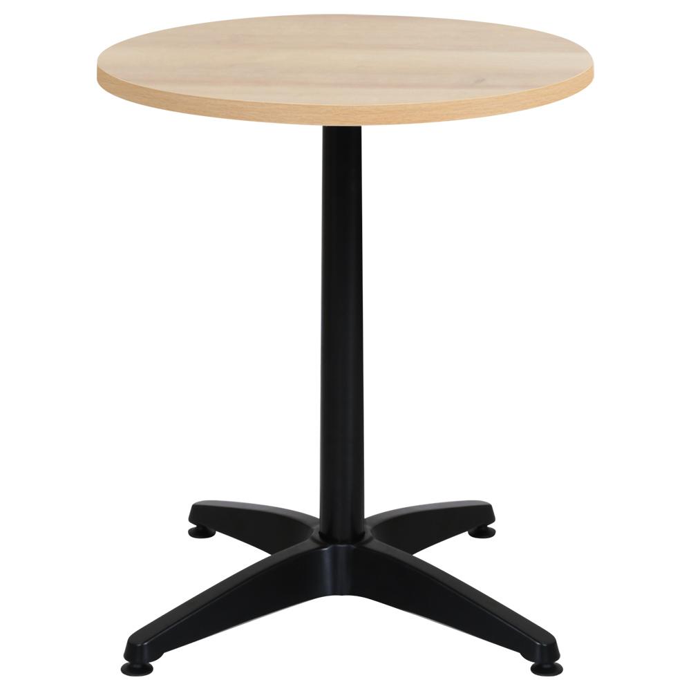 オフィス用ALetto アレット ラウンドテーブル W600 D600 H720  その他木目