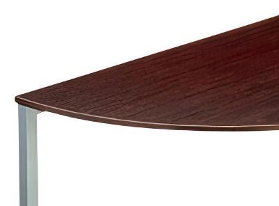 LO-LBS1575SH:エランサ 半円型ミーティングテーブル